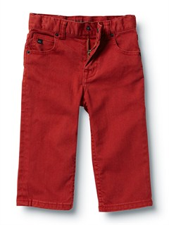 BRKBaby Box Car Pants by Quiksilver - FRT1