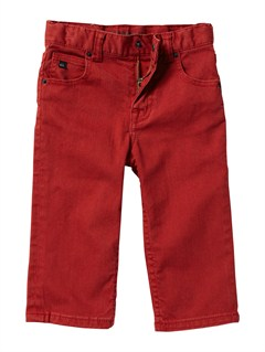 BRKBoys 2-7 Box Car Pants by Quiksilver - FRT1