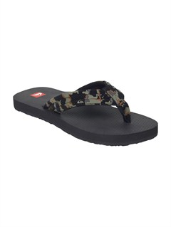 CMOBoys 8- 6 Foundation Cush Sandals by Quiksilver - FRT1
