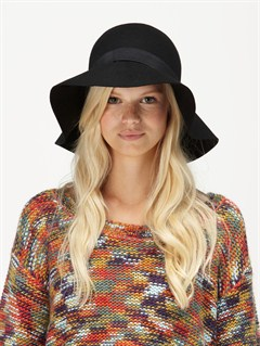 BLKBy The Sea Sun Hat by Roxy - FRT1