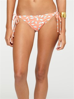 PEHAgainst the Tide Surfer Side Tie Bikini Bottoms by Roxy - FRT1