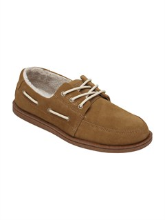 TANEmerson Vulc Canvas Shoe by Quiksilver - FRT1