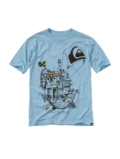 BFGHBoys 2-7 Gravy All Over T-Shirt by Quiksilver - FRT1