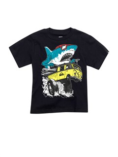 KVJ0Boys 2-7 After Dark T-Shirt by Quiksilver - FRT1