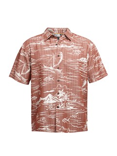 CQN0Men s Aganoa Bay Short Sleeve Shirt by Quiksilver - FRT1