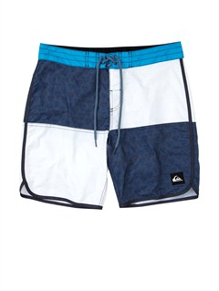 "KTP6AG47 Line Up 20"" Boardshorts by Quiksilver - FRT1"
