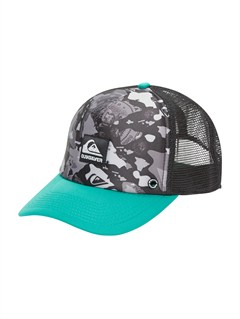 GRNState of Aloha Hat by Quiksilver - FRT1