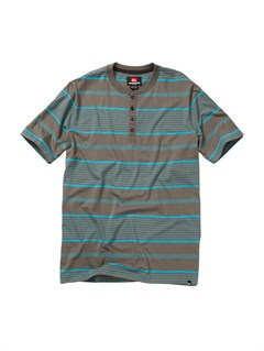 KQC3Sea Port Short Sleeve Polo Shirt by Quiksilver - FRT1