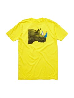 YGP0A Frames Slim Fit T-Shirt by Quiksilver - FRT1