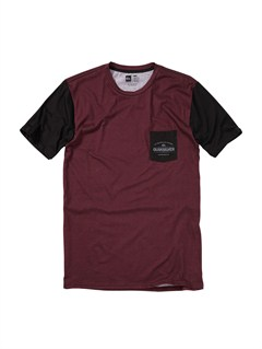 CNG0Mixed Bag Slim Fit T-Shirt by Quiksilver - FRT1