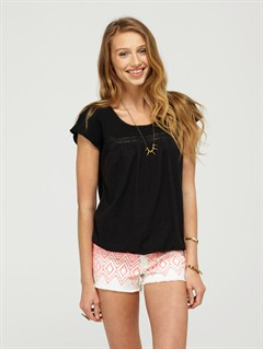 BLKGypsy Garden Top by Roxy - FRT1
