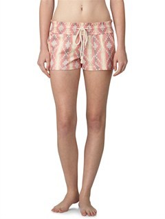MKL3Smeaton Denim Print Shorts by Roxy - FRT1