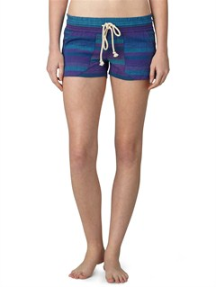 PND3Smeaton Denim Print Shorts by Roxy - FRT1