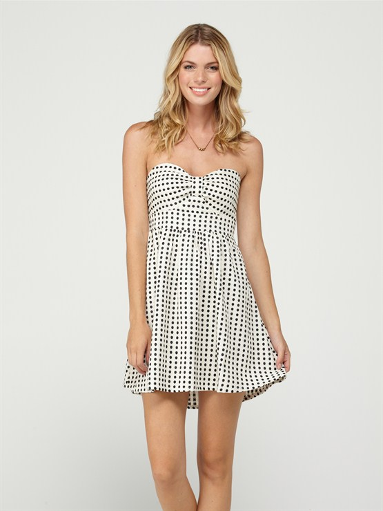 WBS6Shoreline Dress by Roxy - FRT1