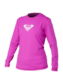 PNR0Whole Heart LS Rashguard by Roxy - FRT1