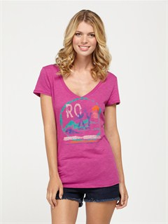 MPF0Cotton Candy Tee by Roxy - FRT1