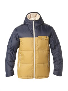BYJ0Carpark Jacket by Quiksilver - FRT1