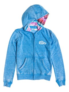 BQE0Girls 7- 4 Believe Printed B Sweater by Roxy - FRT1
