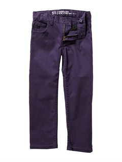 GRPBoys 2-7 Box Car Pants by Quiksilver - FRT1