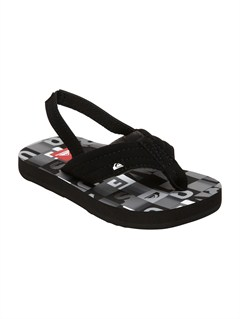 BGYBoys 2-7 Foundation Cush Sandals by Quiksilver - FRT1