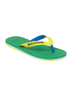 GYLBoys 8- 6 Foundation Cush Sandals by Quiksilver - FRT1