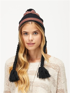 BLKTorah Bright Alpenglow Beanie by Roxy - FRT1
