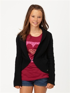 BLKGirls 7- 4 A Chance Storm Sweater by Roxy - FRT1
