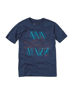BRQ0Boys 8- 6 For The Bird T-Shirt by Quiksilver - FRT1