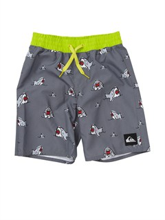 KPC6Boys 2-7 A Little Tude Boardshorts by Quiksilver - FRT1