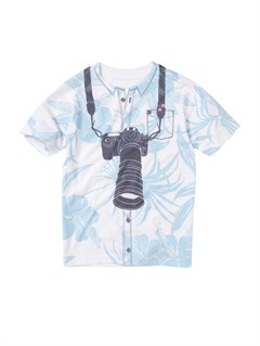 WHTBoys 2-7 Sprocket T-Shirt by Quiksilver - FRT1