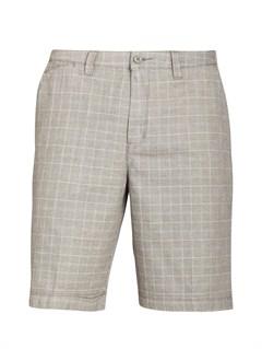 KSA0Mens Aganoa Bay Short Sleeve Shirt by Quiksilver - FRT1