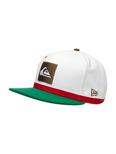 WHTBoardies Trucker Hat by Quiksilver - FRT1