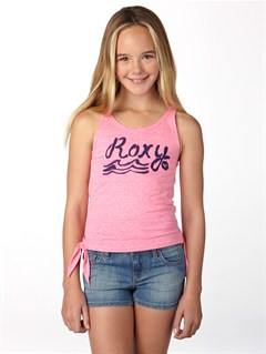 MLW0Girls 7- 4 Anchored Baseball Tee by Roxy - FRT1