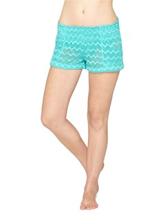 BNF6Smeaton Denim Print Shorts by Roxy - FRT1