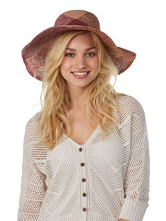 MHT0Breezy Straw Hat by Roxy - FRT1