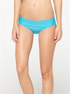 BNY3Against the Tide Surfer Side Tie Bikini Bottoms by Roxy - FRT1