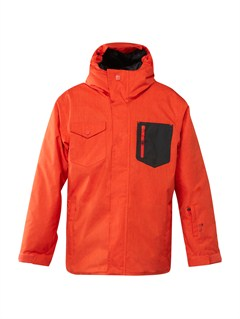 RQF0Mission Printed  0K Youth Jacket by Quiksilver - FRT1