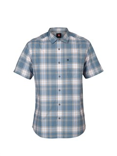 BMC1Ventures Short Sleeve Shirt by Quiksilver - FRT1