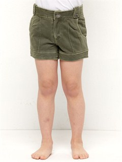 MNTGirls 2-6 Blaze Embroidered Shorts by Roxy - FRT1