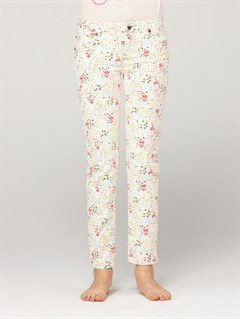 ALEGirls 7- 4 Skinny Rails Pants by Roxy - FRT1