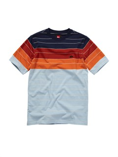 BTK3Boys 8- 6 Score Core Heather T-Shirt by Quiksilver - FRT1