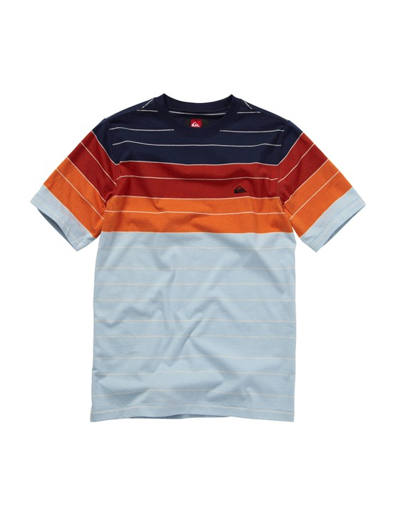 BTK3Boys 2-7 Gravy All Over T-Shirt by Quiksilver - FRT1