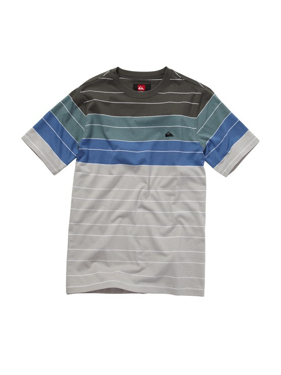 KRP3Boys 8- 6 Mountain And Wave Shirt by Quiksilver - FRT1