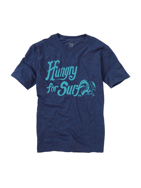 BSAHBoys 2-7 Gravy All Over T-Shirt by Quiksilver - FRT1