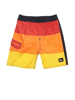 YJZ3Baby Batter Volley Boardshorts by Quiksilver - FRT1