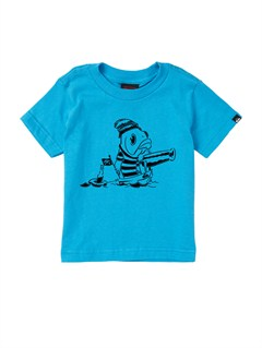 BMJ0Baby Rad Dad T-Shirt by Quiksilver - FRT1