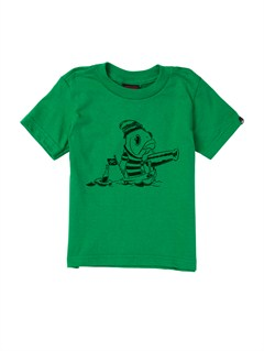 GRJ0Baby Big Shred T-Shirt by Quiksilver - FRT1