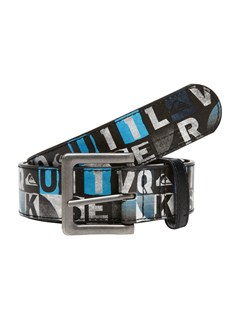 BQR0Badge Belt by Quiksilver - FRT1