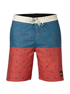 "RNZ6Frenzied  9"" Boardshorts by Quiksilver - FRT1"