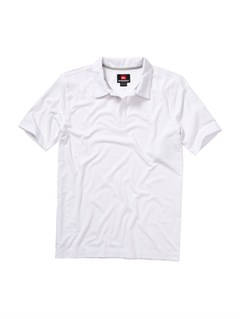 WBB0Sea Port Short Sleeve Polo Shirt by Quiksilver - FRT1